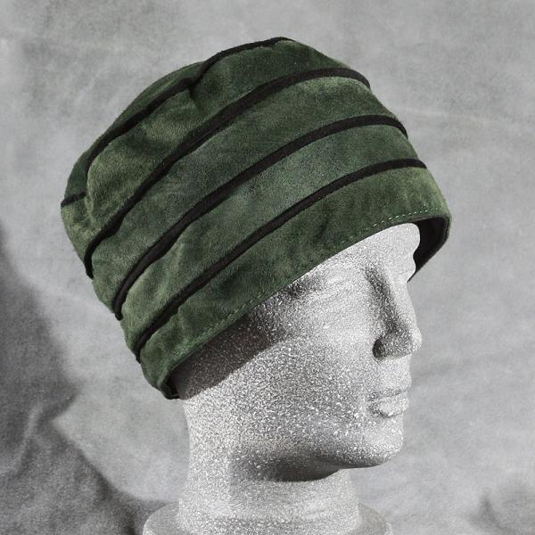 Baker grün/schwarz