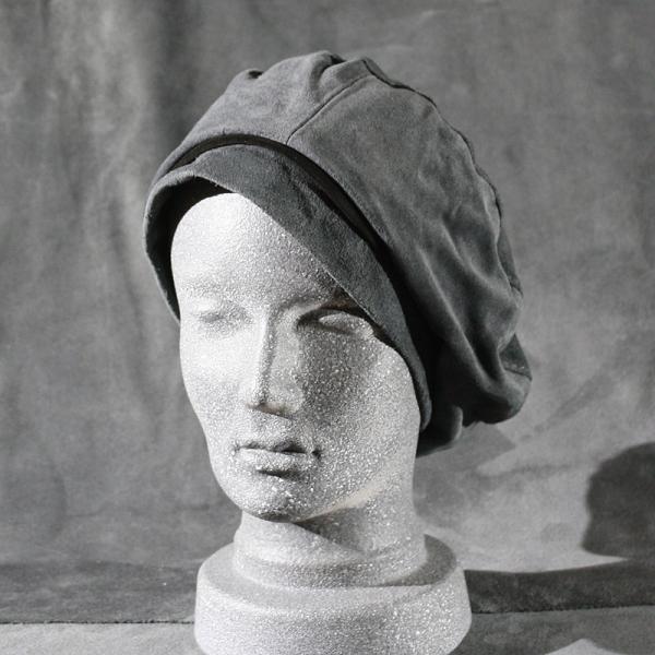 Maler grau / schwarz