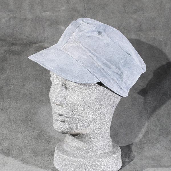 Treckerfahrer grau