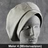 Maler (Winterversion)